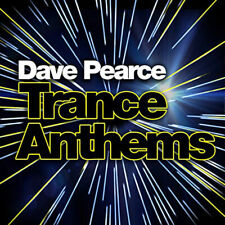 Dave Pearce Trance Anthems CD ALBUM