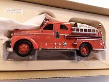 Seagrave * Feuerwehr * Pumper Fire Truck * Tampa, FL * 1:50 Corgi US50502