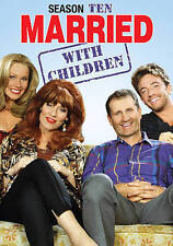 Married...With Children - The Complete Tenth Season (DVD, 2015, 2-Disc Set)