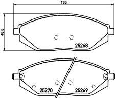 Mintex Front Brake Pad Set MDB3152  - BRAND NEW - GENUINE - 5 YEAR WARRANTY