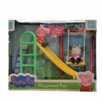 Peppa Pig Playground Fun Playtime Set multi-colored