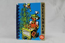 """""""The History and Tales of Smoking Men"""" Steinbach Collector's Guide 3rd Edition"""