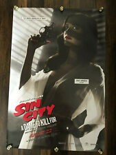 Sin City A Dame To Kill For Movie Double 2 Sided Poster 27x40 D/S Eva Green