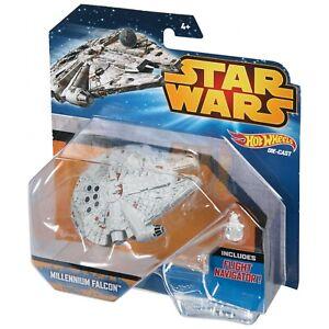 Star Wars - Hot Wheels Starships - Millennium Falcon