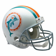 MIAMI DOLPHINS 1972 THROWBACK NFL AUTHENTIC FOOTBALL HELMET