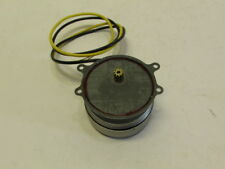 SYNCHRON 1 RPM 24 VOLTS AC SYNCHRONOUS GEAR MOTOR TYPE E65RA-5-6 MODEL 610 NEW