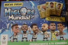 page album miglob Bubble Gum world cup 2018 from Argentina