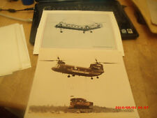 Collection Of Vtg Boeing And Other Military And Civ Aircraft Photos.