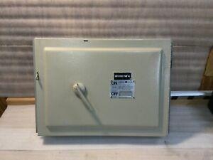 GE THFP366 / QMR-366 w/ Hardware 600 Amp 600V Fusible Panelboard Unit