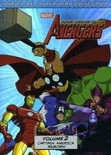 The Avengers: Earth's Mightiest Heroes!: Volume 2: Living Legends [New DVD] Su