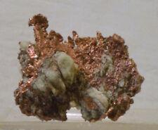 #3166 Dendritic Copper on matrix - Ray Mine, Arizona