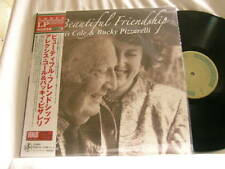ALEXIS COLE & BUCKY PIZZARELLI A Beautiful Friendship Anat Cohen Venus JAPAN LP