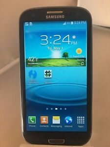 Samsung Galaxy SIII SGH-i747 AT&T 16Gb Blue - Excellent Condition