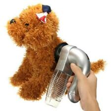 Electric Dog Cat Hair Fur Remover Shedding Grooming Brush Comb Vacuum Cleaner