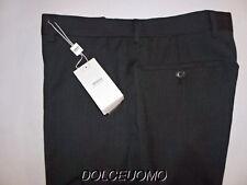 NEW $600 men GIORGIO ARMANI COLLEZIONI 30 W Dress Pants 4 seasons CHARCOAL a12