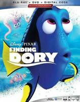 BRAND NEW SEALED - FINDING DORY (Blu Ray + DVD* - 2019) w/ SLIP COVER