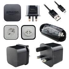 Genuine Amazon PowerFast Rapid USB Wall Charger Kindle Fire HD,Kindle Paperwhite