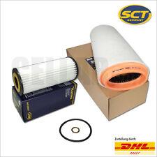 SCT Ölfilter + Luftfilter BMW 3er E46 E90 E91 Diesel 318d 320d | bis Bj. 09/2007