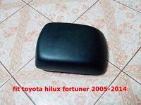 TOYOTA HILUX VIGO FORTUNER SR5 MK6 BLACK ARMREST CONSOL LID COVER 58905-0K010