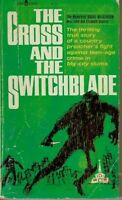 The Cross & the Switchblade by Rev David Wilkerson  P/B PRIORITY FREEPOST