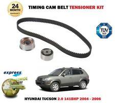 Für Hyundai Tucson 2.0 141BHP 2004-5/2006 Neu Timing Nockenwelle Riemen Spanner