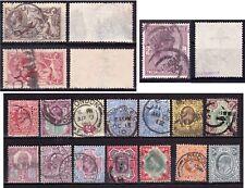 Großbritannien 1902/13 König Edward VII