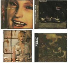 Silent Hill 1 2 3 4 Original Soundtrack set of 5 CD Miya / Alion Records