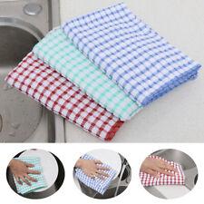 Cotton Kitchen Supplies Cleaning Cloths Washing Dish Cloth Handtowel Tea Towels