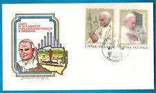 1979 - VATICAN -ENVELOPPE  FDC 1°JOUR - J.P.II - WARSZAWA - POLOGNE
