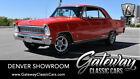 1966 Chevrolet Nova SS Red 1966 Chevrolet Nova II  327 CID V8 4 Speed Manual Available Now!