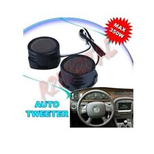 TWEETER PAIR DOME LW-328 SPEAKERS CAR 350 Watt max Crossover integrated