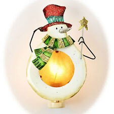 DecoFLAIR Christmas night light - SNOWMAN - #DB-NL-C-2877