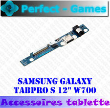 """SAMSUNG GALAXY Tab Pro S 12"""" W700 connecteur charge power charging port jack"""