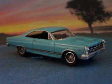 67 1967 FORD FAIRLANE 500 XL COUPE 1/64 SCALE DIECAST MODEL DIORAMA COLLECTIBLE