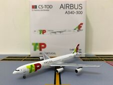 Panda 1:400 TAP Air Portugal Airbus A340-300 CS-TOD