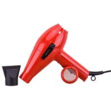 Red Elchim Classic 2001 Professional Hair Dryer 1800 Watts High Pressure Airflow