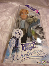 Bratz Boy Wintertime Collection Style Passion for Fashion Doll Cameron Toy