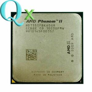 AMD Phenom II X6 1055T CPU Processor 2.8GHz 125W Six-Core AM3