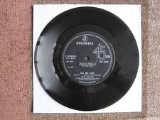 "CLIFF RICHARD - ALL MY LOVE - 7"" 45 rpm vinyl record"