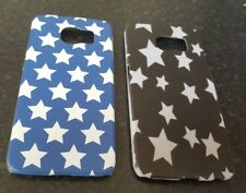 2 NEW STAR SAMSUNG S6 PHONE CASE PLASTIC
