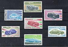 Monaco Automoviles Coches Valores del año 1975 (BZ-219)
