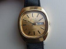 Glashütte Spezichron Vintage Herrenuhr / Gents Watch - cal. 11-27 automatic