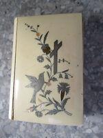 1886 Paroissien romain décor floral en inscrustation
