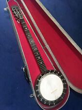 Windsor Zither Banjo 5-String 1920er Jahre inkl. Case