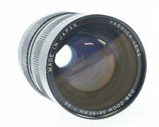 Yashica Lens DSB Zoom 38-90mm 38-90 mm 1:3.5 3.5 - Contax