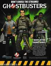 Ghostbusters Diamond Select Series 1 Set - Winston - Ray - Louis Action Figures