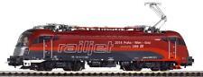 PIKO 59914 E Lok Rh 1216 Railjet Gleichstromversion Spur H0 NEU DC