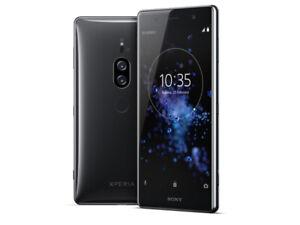 Sony Xperia XZ2 Premium - 64GB - Chrome Black (Unlocked) (Dual SIM)