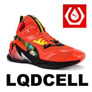 """PUMA LQCDCELL ORIGIN """"SCARY CAT"""" LIMITED EDITION DESIGNER SNEAKERS 192950 SIZES"""