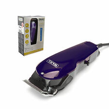 WAHL DESIGNER PURPLE Hair Clippers Professional Corded USA Made